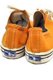 converse vintage shoes. 1960s vintage converse shoes. made in usa. size 10 1/2 shoes s