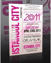 Cool Event Flyer Templates Image Result For Modern Poster Desi On