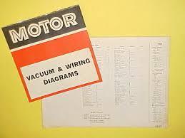 american vehicles books manuals automobilia transportation 1965 1966 1967 1968 1969 buick riviera electra wildcat vacuum wiring diagrams