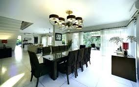medium size of rectangular dining room table lighting modern chandeliers light rectangle chandelier 7 more appealing
