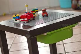 this is a great small table and it uses the ubiquitous ikea lack side table this might actually be perfect for us hmmmm i find it hilarious that it s so