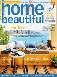 Small Picture Home Beautiful Magazine Australia Lovin Summer