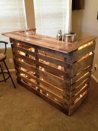 pallet bar inspiration more diy ideas for outside