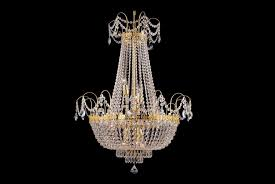 12 light crystal chandelier in brass tl 650 000 012