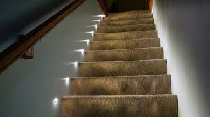 Interior stairway lighting Wireless Led Stair Lights Youtube Led Stair Lights Youtube
