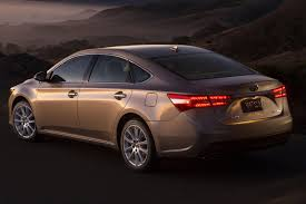 2013 Toyota Avalon - Information and photos - ZombieDrive
