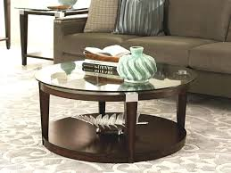 small circle coffee table glass circular coffee table inspiration to glass circular coffee table with small circle
