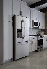 french door refrigerator in kitchen. LG Studio LSFXC2476S - Lifestyle View French Door Refrigerator In Kitchen O