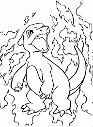 Pokemon C 6 Coloring Pages Coloring Page Book For Kids