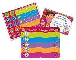 Ginsey Dora Potty Reward Stickers Discontinued By Manufacturer