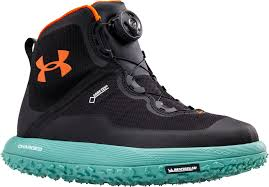 under armour fat tire shoes. under armour | multicolor fat tire gore-tex hiking boots for men lyst shoes s
