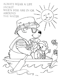 Safety Coloring Pages Fire Safety For Kids Coloring Pages Fire ...