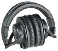 <b>Наушники Audio-Technica ATH-M40X</b> — Отзывы