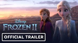 frozen 2 official trailer 2 2019