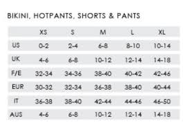 Cosabella Size Chart Cosabella Extended Size Never Say Never Bikini Zappos Com