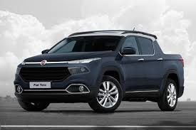 2017 Fiat Toro: The New Pickup Truck, But Only in South America ...