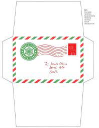 Printable santa letter envelopes that come with the upgraded. Letter To Santa For Kids Free Printable Skip To My Lou
