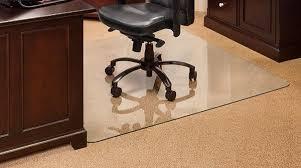 chair mat for hardwood. glass chair mat - 48\ for hardwood