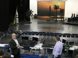 How Hgo Quickly Turned A Convention Hall Into A Really Grand
