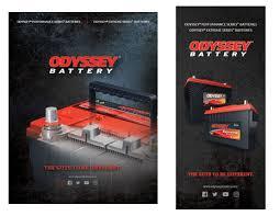 Odyssey Battery Documents