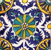 Pattern In Spanish Extraordinary DECORATIVE SPANISH TILE DESIGNS Reproduction Tile Patterns