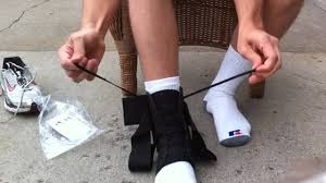 66 Rational Adizero Speedwrap Ankle Brace Size Chart