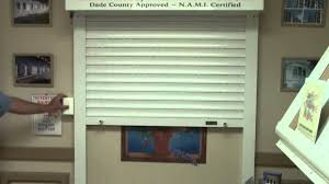 roll up shutter hurricane protection land o lakes hernando pasco county you