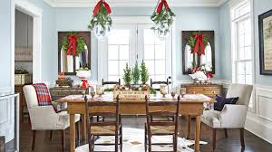 Dining Room And Living Room Gorgeous Holiday Dining Room Decorating Ideas Dining Room Decorating Ideas