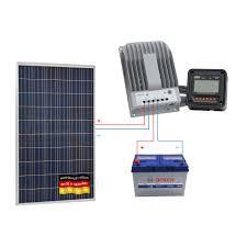 12v solar panels charging kits for caravans motorhomes boats connection scheme for 250w 12v 24v photonic universe solar charging kit