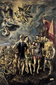 after this el greco moved to toledo where he remained until his in 1614 this destination was important in forging his art as well as the religious