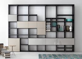 lema selecta 04 bookcase wall unit