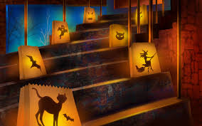 Halloween Decorations Halloween Decorating 60 Best Diy Halloween Decorations For 2017