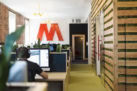 office desk europalets endsdiy. Neustar San Francisco Office 2. Mediacore 2 Desk Europalets Endsdiy