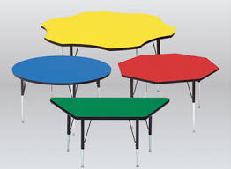Correll Inc High Pressure Activity Tables