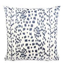 blue throw pillows. Contemporary Pillows Front View  Les Touches Embroidered Blue Throw Pillow Throughout Pillows V