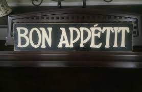 Bon Appetit Wall Decor Plaques Signs Bon Appetit French Cooking Dining Kitchen Room Decor Sign 26