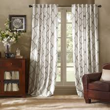 Kitchen Window Curtain Panels Image 1 Back How Decorate Bay Window Ideas Treatments Diy