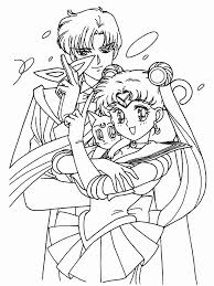 Small Picture 57 best Sailor Moon Coloring Pages images on Pinterest