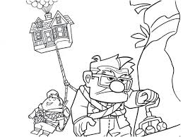 Up House Coloring Pages Up House Coloring Pages Download By