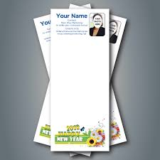 new year real estate flyers full color notepad gallery specialty note pads real estate theme