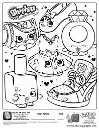 Free Shopkins Printables Coloring Pages New Shopkins Printable