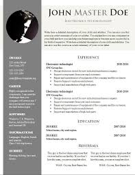New Resume Format Enchanting Template Resume Doc Resume Doc Template Doc Templates New 28
