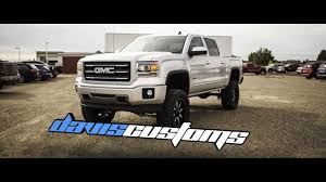 2014 gmc sierra lifted white. custom 2014 gmc sierra 1500 all terrain lifted 7 gmc white _