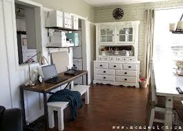 dining room home office. Home Office In The Dining Room A