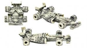 Resultado de imagen para origami con billetes paso a paso
