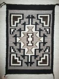 Beautiful Navajo Rug Designs Two Grey Hills Weaving By Lillian Lee Throughout Creativity Ideas