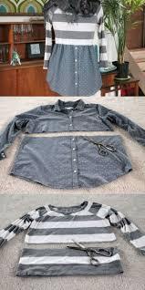 maglia e camicia rivisitate เส อ sewing diy clothes and sewing