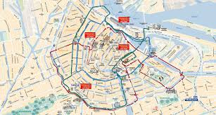 maps update  amsterdam tourist attractions map