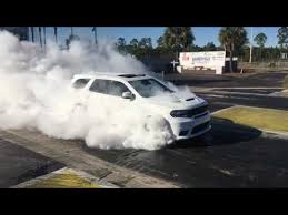 2018 dodge suv lineup. interesting lineup 2018 dodge durango srt burnout video intended dodge suv lineup