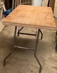ikea norbo folding wall table